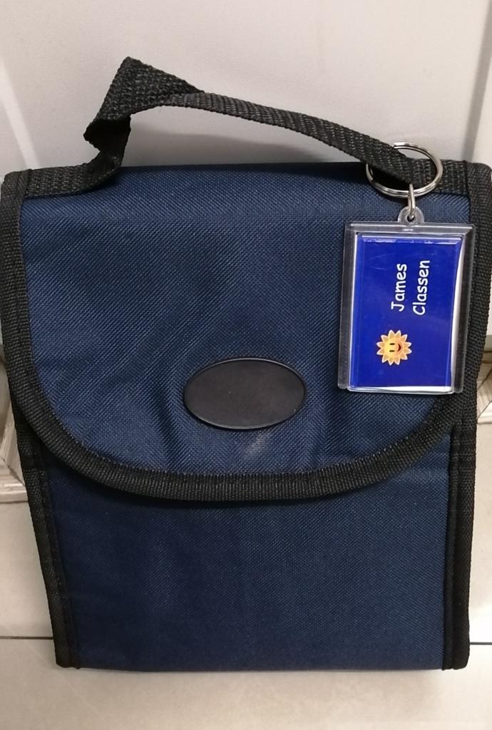 Small bag tag